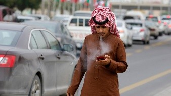 OMS percibe reducción de tabaquismo entre hombres