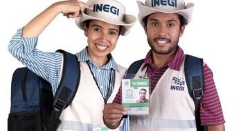 Los entrevistadores estarán bien identificados como representantes del Inegi.