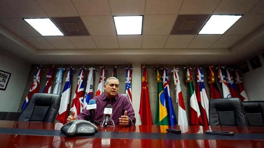Espera Index que situación en EU no afecte a México(Victor Medina Gorosave)