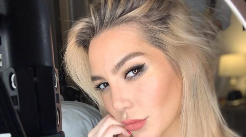 Luego de que la publirrelacionista Libertad Ojeda denunciara públicamente que Frida Sofía la agredió durante una visita acordada en su departamento en Miami, la hija de Alejandra Guzmán volvió a atacarla.(Tomada de la red)