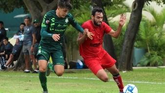 Cimarrones cae ante Santos en pretemporada