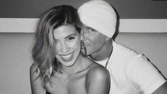 Michelle Salas presume a su millonario novio 26 años mayor