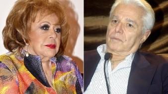 Silvia Pinal es responsable del gusto de Alejandra por las cirugías: Enrique Guzmán