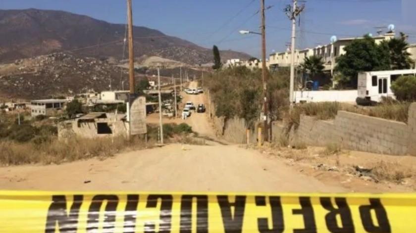 Una mujer de 64 años falleció después de ser atacada a balazos por dos hombres que intentaron asaltarla estamañana en la colonia Las Torres.(Archivo)