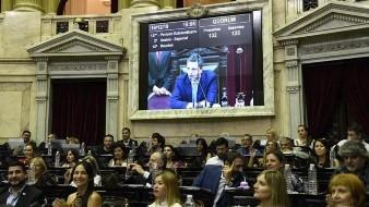 Parlamento argentino debate plan de emergencia ante la crisis