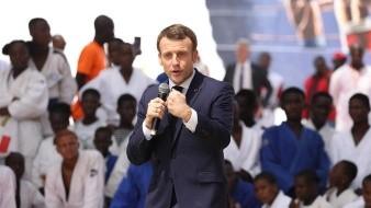 Hay 33 terroristas abatidos por militares franceses en Malí: Macron