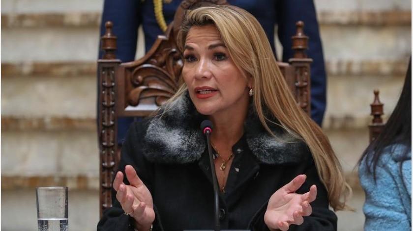 Tanto México como Argentina calificaron lo sucedido en Bolivia como un golpe de Estado y dieron todo su respaldo al líder indígena.(EFE)