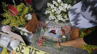 Colombia homenajea a joven bachiller que murió en protestas