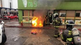 Restablece CFE servicio en el Centro de Hermosillo tras explosión