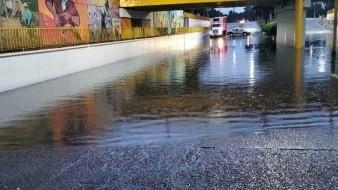 Cierran vialidades en CO tras el paso de las lluvias