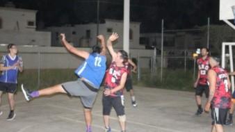 Encabeza la Inter Torneo de Streetball
