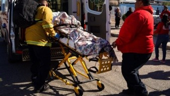 Flamazos dejan tres heridos en Mexicali