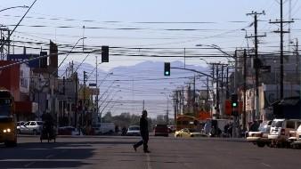 Nuevamente repunta contaminación del aire en Mexicali