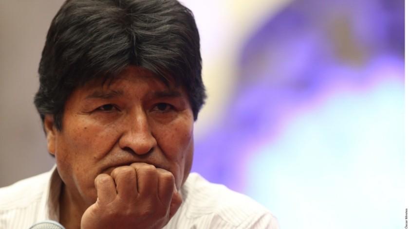 Evo Morales quiere unir su partido desde Argentina; acusan a miembro de terrorismo(GH)