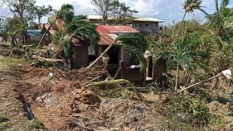 Aumentan a 47 los muertos por tifón Phanfone en Filipinas