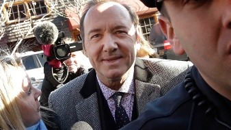 Rodean a Kevin Spacey misteriosas muertes
