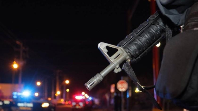Al menos 4 personas sin vida y una más lesionada, fue el saldo que dejó un enfrentamiento armado en la comisaría de Pueblo Yaqui.(Ilustrativa)