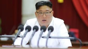 Citado hoy por la agencia estatal KCNA, Kim dijo que EUha respondido a la moratoria del régimen con ejercicios militares y nuevas sanciones.