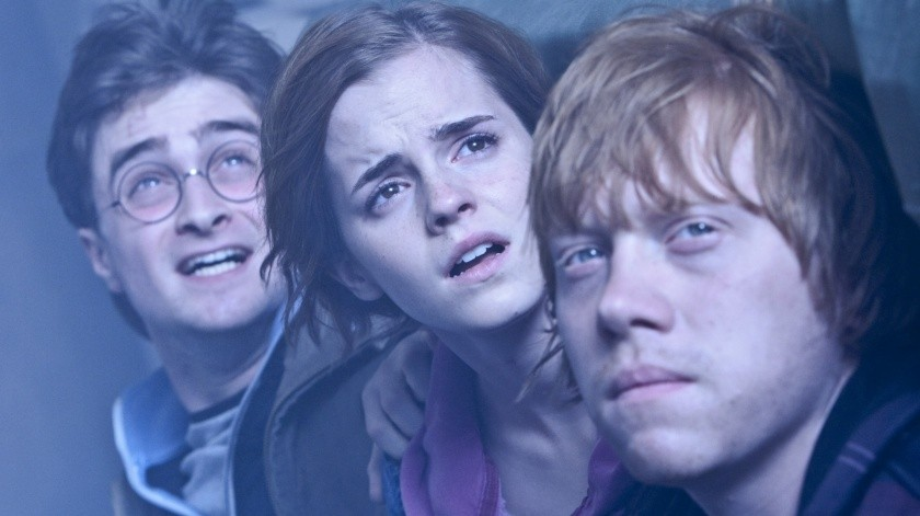 Netflix celebra el Año Nuevo agregando tres películas de Harry Potter.