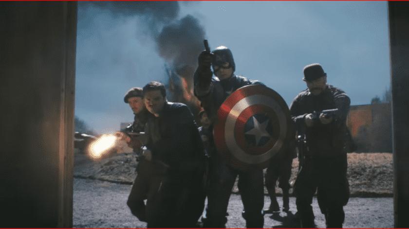 """Mollie Fitzgerald, una actriz que tuvo un pequeño papel en """"Capitán América: El primer vengador"""", está siendo acusada de apuñalar a su madre."""