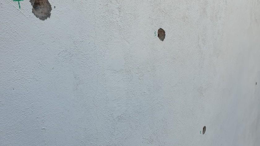 Se dice que hombres armados en una camioneta dispararon contra una persona que se encontraba en la colonia Balderrama.