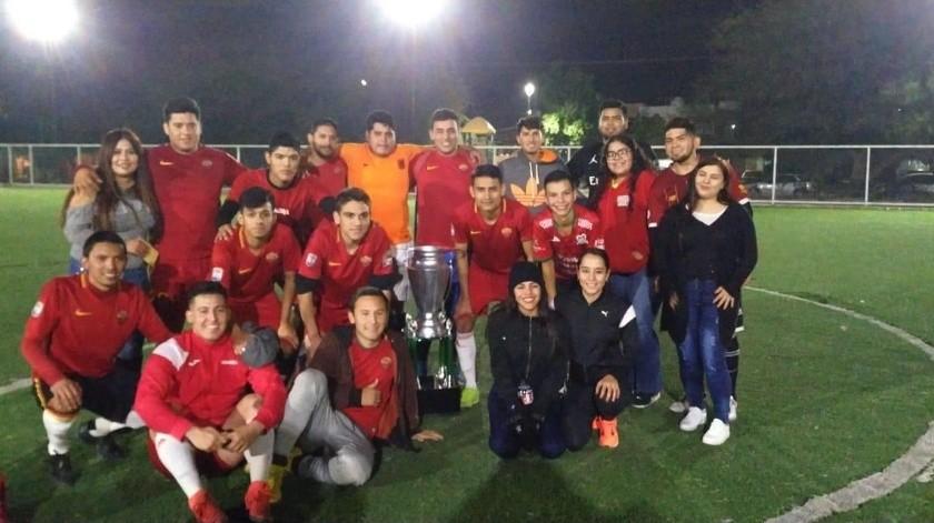 El conjunto Minitas FC - Dogos El Pana se adjudicó el título del Torneo de Futbol San Ángel(El Imparcial)