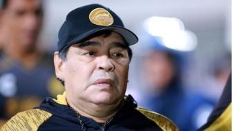 Maradona aspira a dirigir otra selección