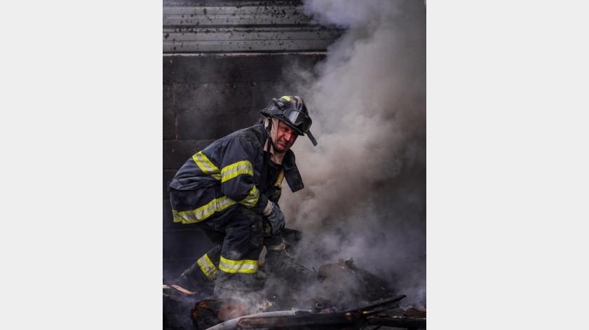 Incendio en casa(VICTOR MEDINA)