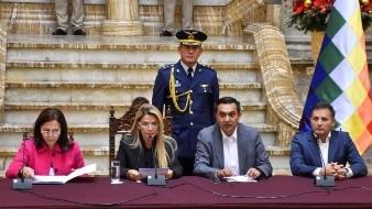 Bolivia investiga veracidad de pasaportes de embajadores españoles