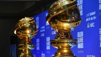La ceremonia de entrega de los 77 Globos de Oro acaba de comenzar con Antonio Banderas, Ana de Armas, Jennifer López y la película de Pedro Almodóvar