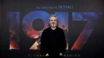 El director se llevó el Globo de Oro por '1917'.