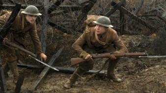 '1917' se lleva el Globo de Oro por Mejor Película de Drama.