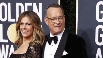 Los Globos de Oro homenajearon este domingo al actor estadounidense Tom Hanks con el premio honorífico Cecil B. DeMille.