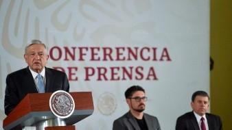 Me dejo de llamar Andrés Manuel: AMLO sobre conclusión de Santa Lucía