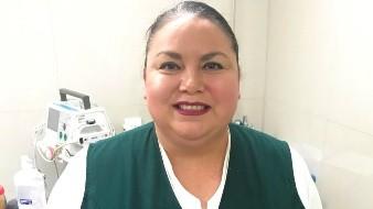 Ayudar a pacientes es lo que más aprecia de ser enfermera