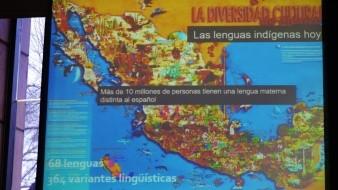 México se distingue por su diversidad lingüística.
