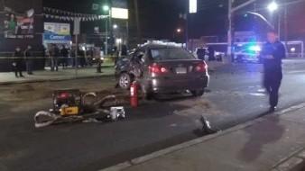 No resultó ebrio el que mató a pareja en accidente: FGE