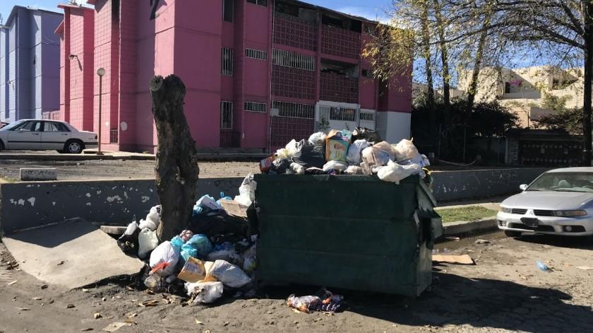 Buscan que mejore la recolección de basura en Ensenada.