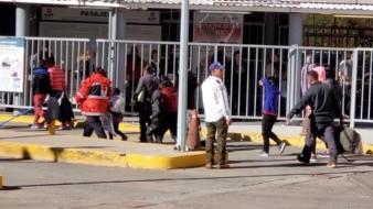 Deambulan alrededor de 2 mil migrantes por calles de Nogales