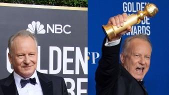El 'antes y después' de los ganadores de Globos de Oro