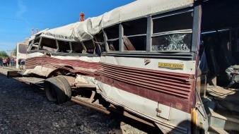 Lo que se sabe del accidente de jornaleros en Vícam que dejó 5 muertos