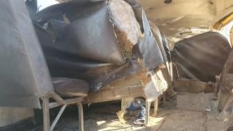 Hay varios menores entre los afectados por accidente en Vícam
