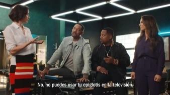 Will Smith y Martin Lawrence quieren aprender español.