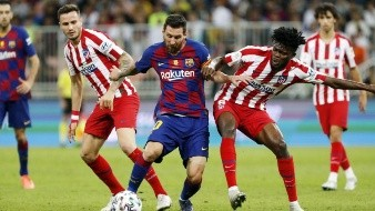 ¡Ni Messi, ni Griezmann!