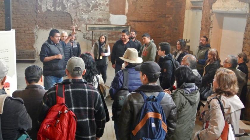 El Seminario culminó con un recorrido por sitios cuyo valor histórico los hace referentes del nacimiento y desarrollo de la industria vitivinícola en Ensenada.