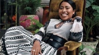 Yalitza Aparicio, es embajadora de buena voluntad de la Unesco, debutó como escritora en la revista Vogue