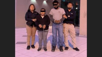 Arrestan a pareja acusada de abusar de un menor