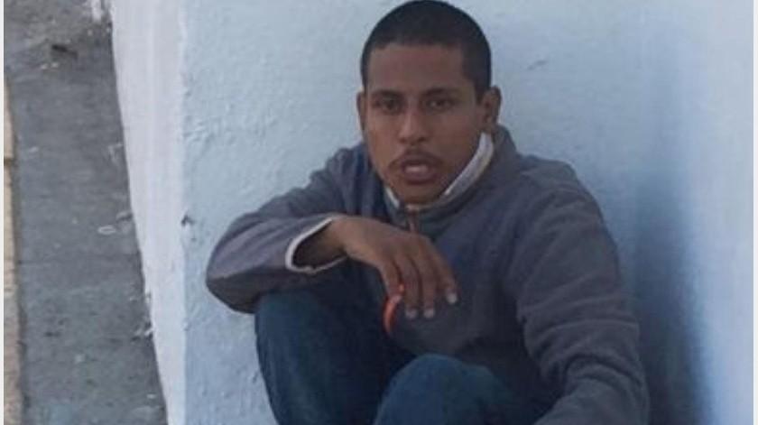César, de 24 años, fue encontrado por su mamá originaria de Michoacán.(GH)