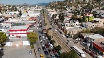 Abren más carriles de cruce fronterizo por Nogales