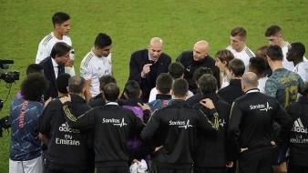 Zinedine Zidane logró en Yeda su noveno título en finales. La Supercopa 2020 la une a la lograda en el 2017.